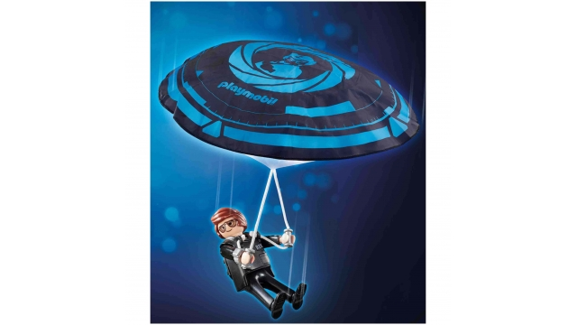 Playmobil 70070 The Movie Rex met Parachute