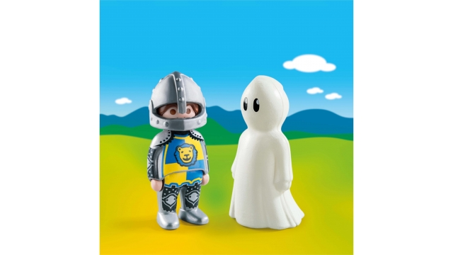 Playmobil 123 70128 Ridder en Spook