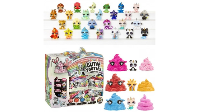Poopsie Cutie Tooties Surprise Assorti Display 32 Stuks