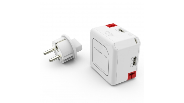 Powercube Powerbank Hub Eu