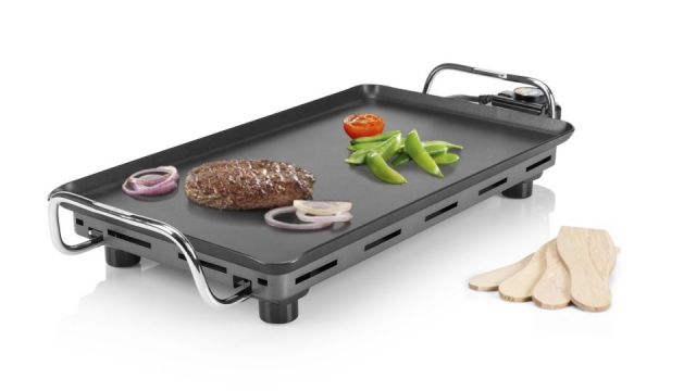 Princess 102300 Table Chef Pro Bakplaat 2000W Zwart