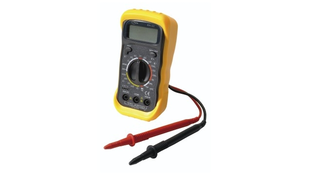 Profile Digitale Multimeter - PR3025