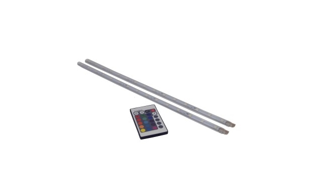 Profile Prolight LED Strip 2 X 40 Cm Met Afstandsbediening IP20