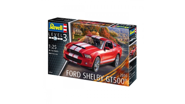 Revell Level 3 Bouwdoos Ford Shelby GT500 1:25