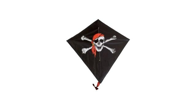 Rhombus Junior Diamond Pirate Stuntkite
