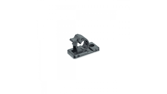 RND Cable RND 475-00317 Cable Clamp 7.5 Mm Self Adhesive Polyamide 6.6