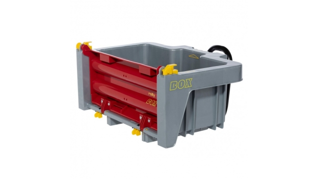 Rolly Toys 408948 RollyBox Grijs/Rood