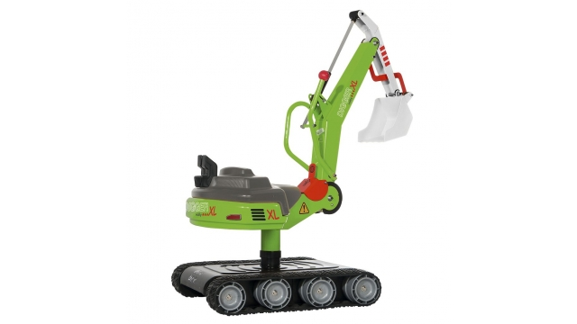 Rolly Toys 513208 RollyDigger XL Graafmachine Groen