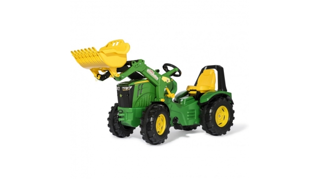 Rolly Toys 651047 RollyX-Trac Premium John Deere 8400R Tractor met Lader