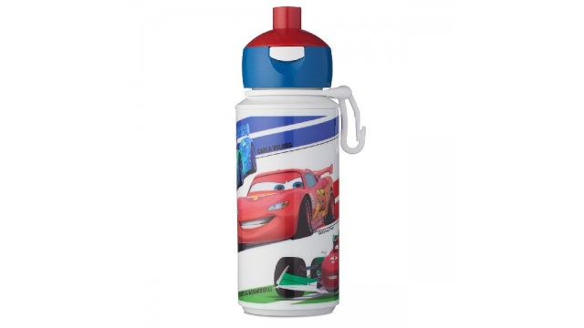 Rosti Mepal Disney Cars World Gran Prix Drinkfles 275ml