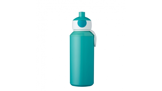 Rosti Mepal Drinkfles Pop-Up Turquoise 400 ml