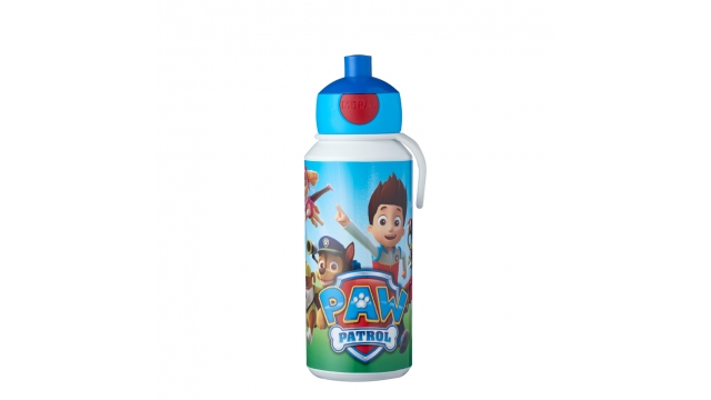 Rosti Mepal Paw Patrol Drinkfles Pop-Up 400 ml