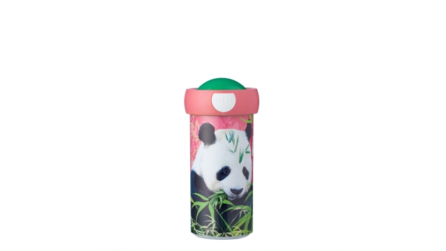 Rosti Mepal Schoolbeker Animal Planet Panda 300 ml