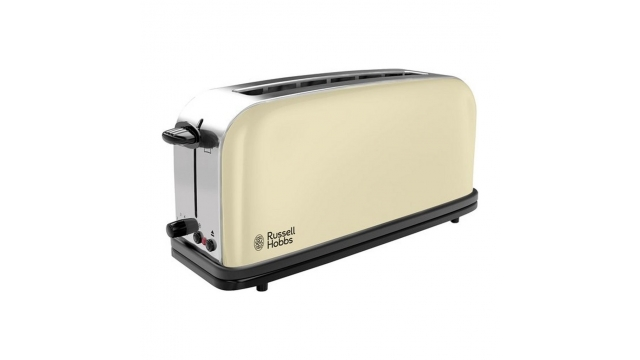 Russell Hobbs 21395-56 Colours Plus+ Broodrooster Crème/RVS