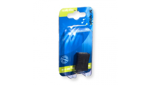 Scanpart Adapter Hdmi(f)-hdmi(f)