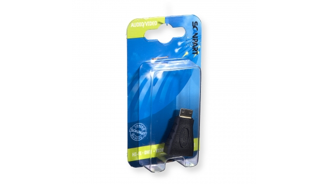 Scanpart Adapter Hdmi(f)-hdmi Mini(m)