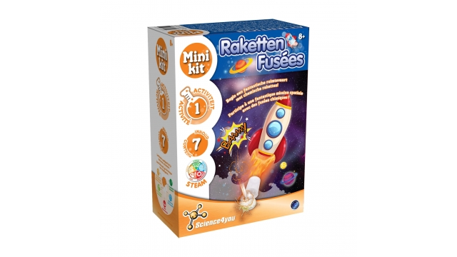 Science4you Mini Kit Raketten