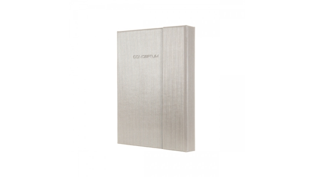 Sigel SI-CO629 Notitieboek Conceptum Glam Hardcover A6 Magneetsluiting Champagne