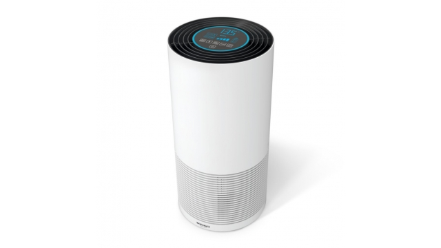 Soehnle 68098 Airfresh Clean Connect 500 Luchtreiniger met Bluetooth Wit