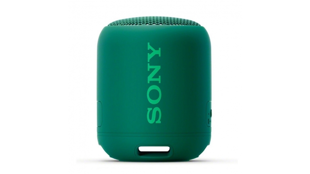 Sony SRSXB12G Bluetooth Speaker Groen