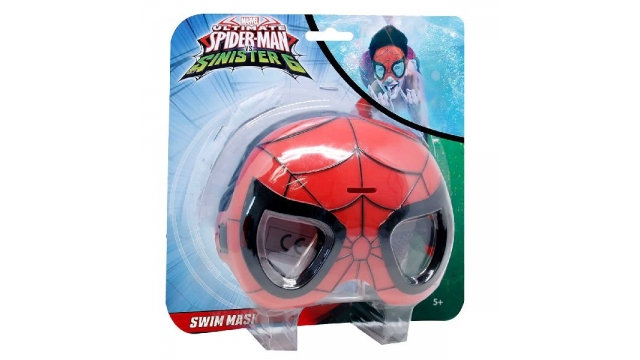 Spiderman Zwemmasker Kids