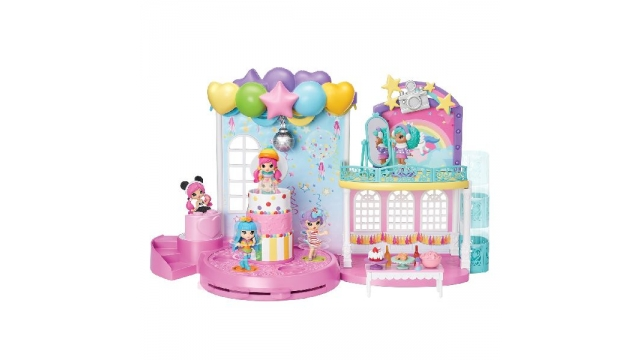 Party Pop Teenies Playset