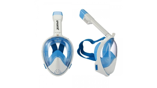 SportX Duikset Full Face Blue L/XL