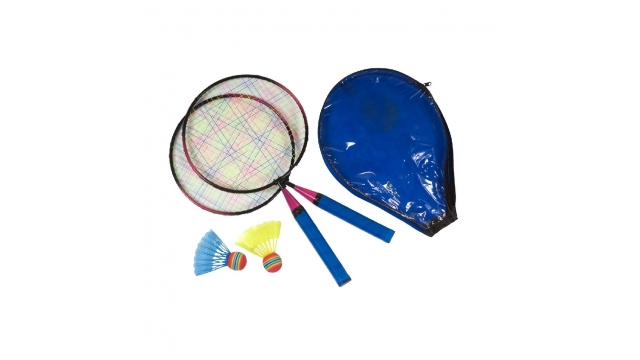 SportX Mini Badmintonset 5-delig