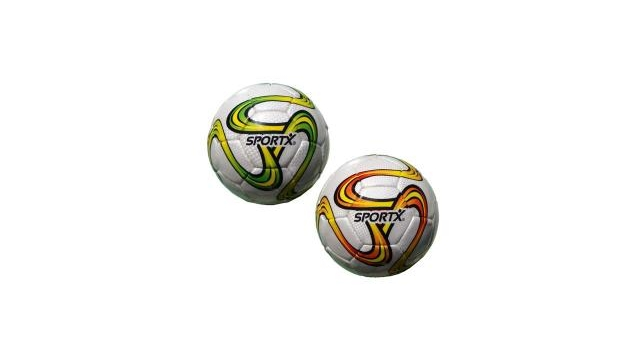 SportX Mini Voetbal 160gr Assorti