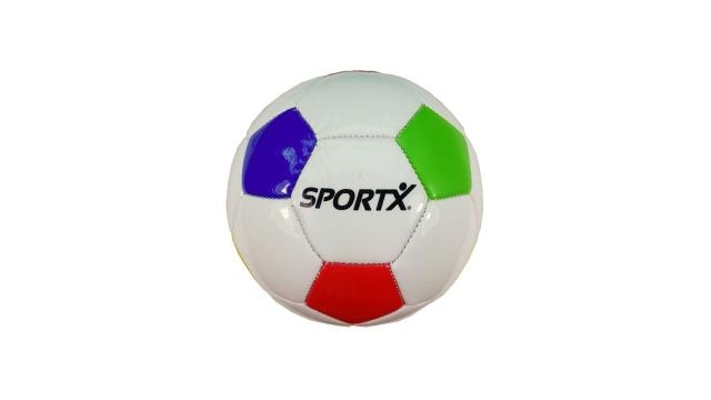 SportX Mini Bal Multi Color 14cm