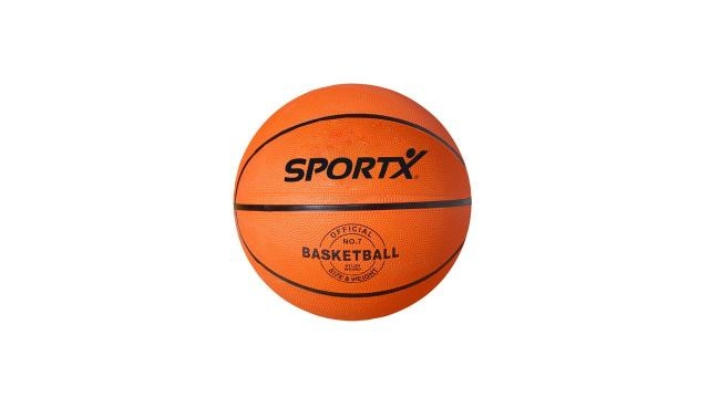 SportX Basketbal Orange 580gr