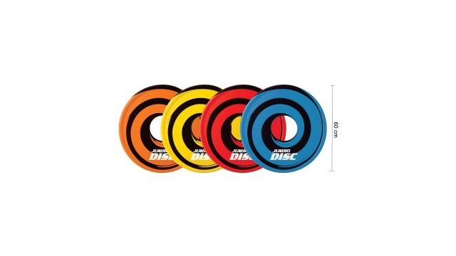 Summertime Flying Disc 60cm Assorti