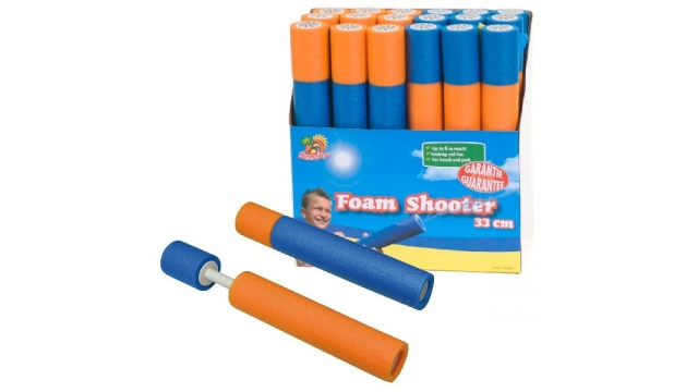 Summertime Foam Shooter Waterpistool 33cm
