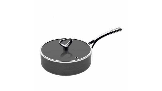 Tefal The Reserve Collection E82032 Hapjespan met Deksel 24 cm