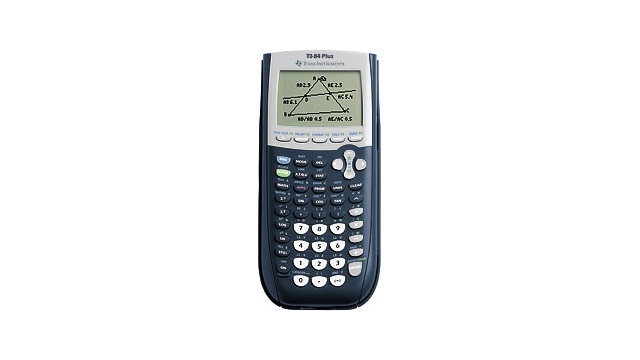 Texas Instruments TI-84PL Grafische Calculator