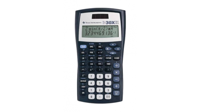Texas Instruments TI-30XIIS Calculator