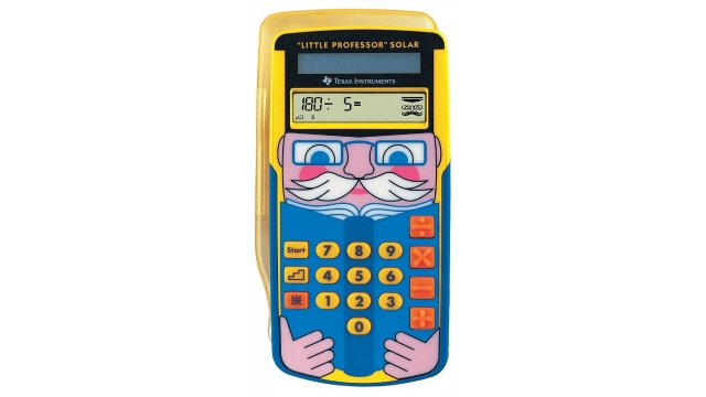 Texas Instruments TI-LPROF Calculator TI-Little Professor