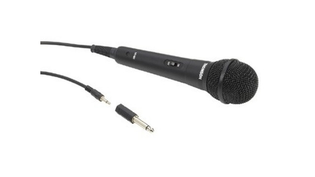 Thomson M150 Microphone Party Black/2.5M