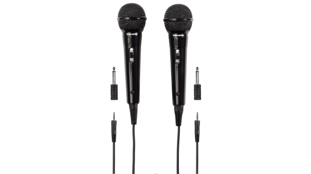 Thomson M135D Dynamic Microphone/ 2 Pack