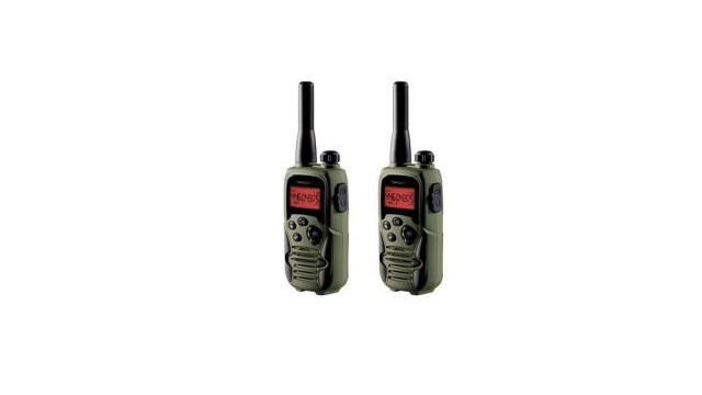 Topcom RC6406 Walkie Talkie  Twintalker 9500 Airsoft Edition