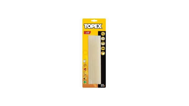 Topex Lijmpatroon Blank 250mm 11,2mm