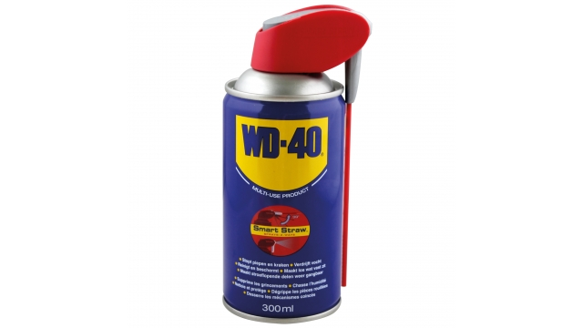 WD-40 Wd40 Spray Smart Straw 300ml