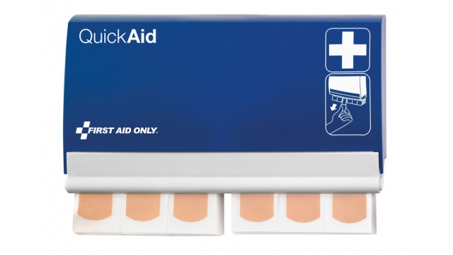 Westcott AC-P44001 Pleister Dispenser First Aid Only 90 Stuks Waterproof